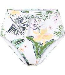 bikinitrosa roxy bloom mid/hight waist b