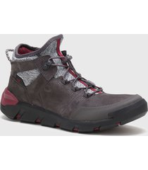 botin hombre  pully gris cat