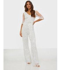u collection lace jumpsuit jumpsuits