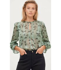 blus slakaki halima blouse ls