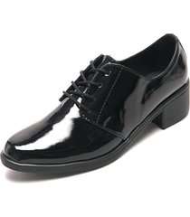 zapato para dama tellenzi martina negro