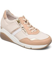 sneaker sneakers skor beige gabor