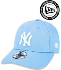 boné 940 infantil new york yankees mlb aba curva new era