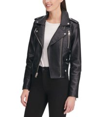 levi's women's asymmetrical motorcycle jacket