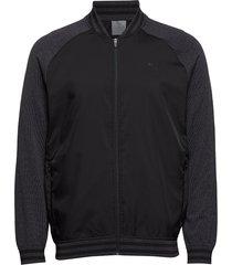 bomber jacket outerwear sport jackets svart puma golf