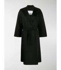 max mara labbro cashmere belted coat