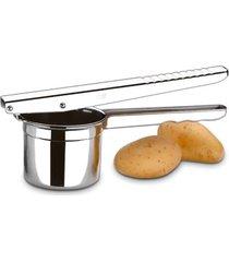 amassador de batatas e legumes brinox descomplica prata - prata - dafiti