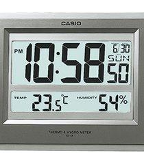 reloj casio id-16s-8d-gris