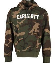 carhartt printed hoodie