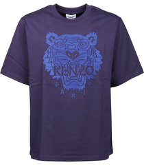 kenzo t-shirt light tiger oversize