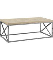 monarch specialties coffee table