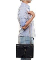 bolsa feminina transversal casual