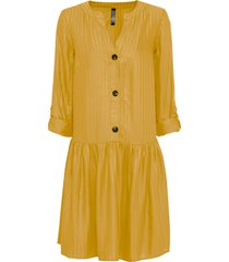 abito chemisier (giallo) - rainbow