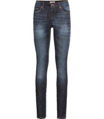jeans elasticizzato skinny (blu) - john baner jeanswear
