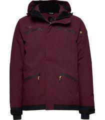 fairbank jacket outerwear sport jackets röd 8848 altitude