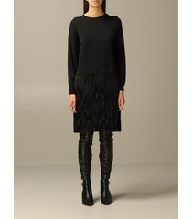boutique moschino sweater moschino boutique sweater with fringes