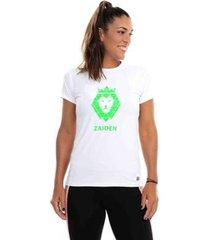 camiseta zdn poliamida isla feminina