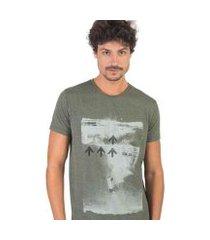 t-shirt estampada mescla adventure unlimited masculina