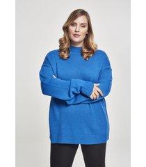 trui urban classics sweatshirt femme grandes tailles urban classic turtlene