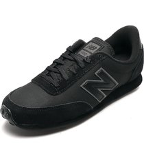 tenis lifestyle negro new balance classics traditionnels 410