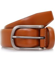 anderson's belts plain leather belt | tan | a1981tan
