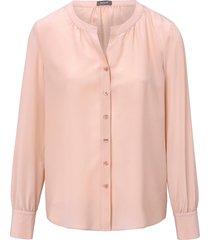 blouse 100% zijde van basler lichtroze