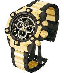 relógio invicta reserve analógico 013018 masculino
