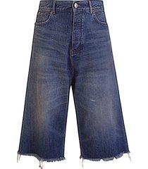 balenciaga supercropped pants