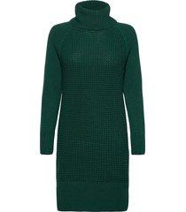 dresses flat knitted dresses knitted dresses grön edc by esprit