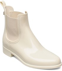 comfy 36 shoes chelsea boots creme lemon jelly
