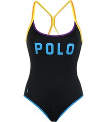 polo ralph lauren one-piece swimsuits