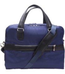 mcklein hartford, dual compartment briefcase