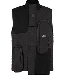 a-cold-wall full zip field vest