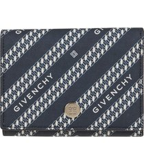 givenchy bond - trifold wallet