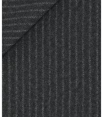 giacca da uomo su misura, vitale barberis canonico, grigia gessata flanella, autunno inverno | lanieri