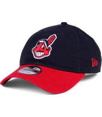 new era cleveland indians on field replica 9twenty cap