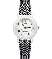 lq-139lb-1bd reloj dama analogo