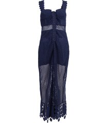 fishnet crochet lace jumpsuit