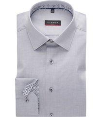 eterna grijs overhemd modern fit
