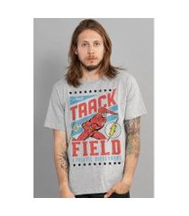 camiseta bandup the flash track & field