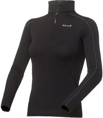 blusa solo x-thermo air zip lady