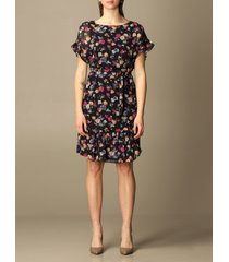 lauren ralph lauren dress lauren ralph lauren short dress with floral pattern