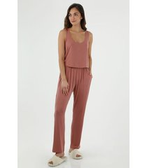 pijama para mujer topmark, pijamas conjunto entero