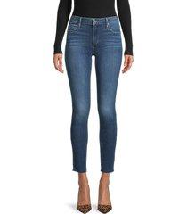 joe's jeans women's the curvy skinny ankle jeans - bathurst - size 28 (4-6)