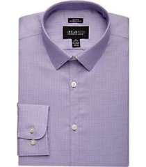awearness kenneth cole plum extreme slim fit dress shirt
