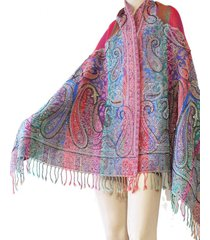pashmina multicolor almacén de paris