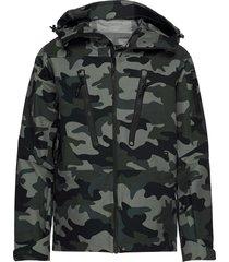 gansu 2.0 jacket outerwear sport jackets multi/mönstrad 8848 altitude