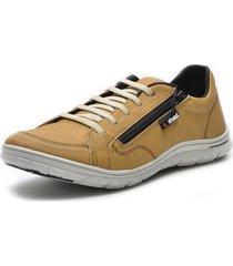 sapatenis dr shoes amarelo - amarelo - masculino - dafiti