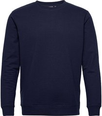 scar sweat-shirt trui blauw minimum