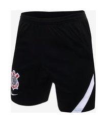 shorts nike dri-fit corinthians masculino